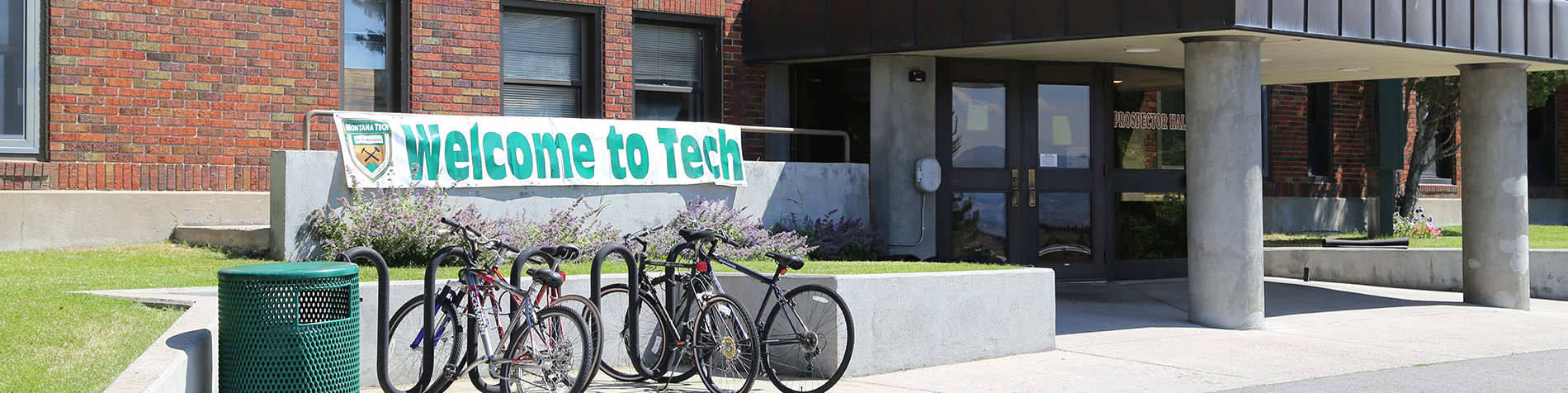 apply for housing at Montana Tech