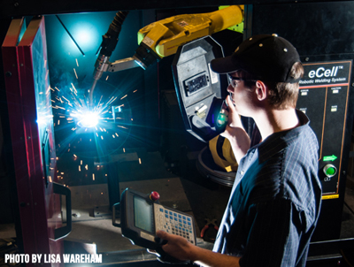 Study Welding Engineering At Montana Tech